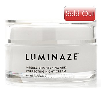 304-489 - Luminaze™ Intense Brightening & Correcting Night Cream 1.7 oz
