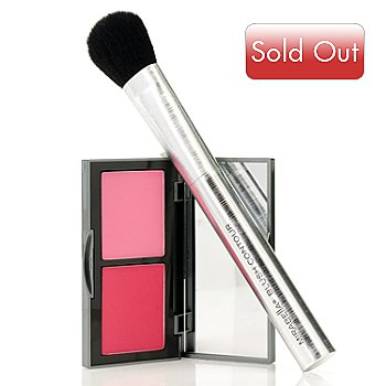 304-499 - Mirabella® Brush Colour Duo Palette 0.14 oz w/ Brush Contour Brush