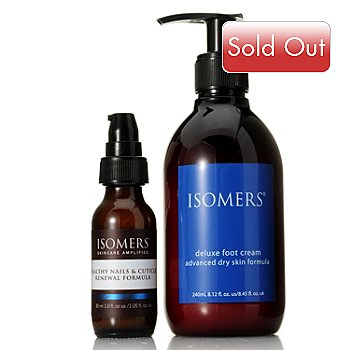 304-502 - ISOMERS® Foot Care Duo