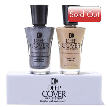 304-598 - Deep Cover Three-Piece Nail Essentials Kit