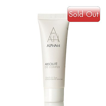 304-656 - Alpha-H Absolute Eye Complex Revitalizing Gel 0.51 oz