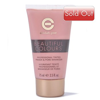 304-682 - Elizabeth Grant Beautiful Colors Tinted Primer & Pore Minimizer 2.5 oz