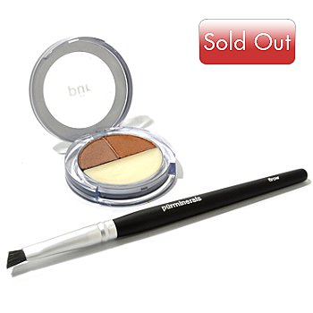 304-705 - Pür Minerals Two-Piece Brow Perfection Set