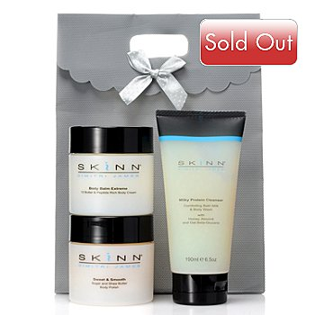 304-717 - Skinn Cosmetics Three-Piece Beautiful Body Gift Set