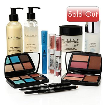 304-804 - Skinn Cosmetics 11-Piece Super Treat Collection