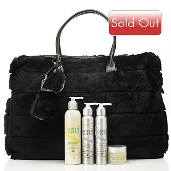 304-881 - Suzanne Somers Five-Piece Weekender Skincare Collection