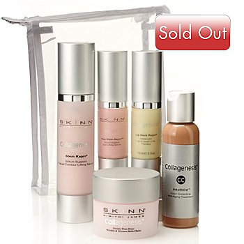304-900 - Skinn Cosmetics Five-Piece Ultimate Defense Collection