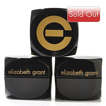 304-941 - Elizabeth Grant Set of Three Caviar Nutruriche Lip Butters 0.15 oz Each