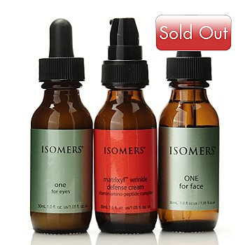 305-042 - ISOMERS® Wrinkle Prevention Trio