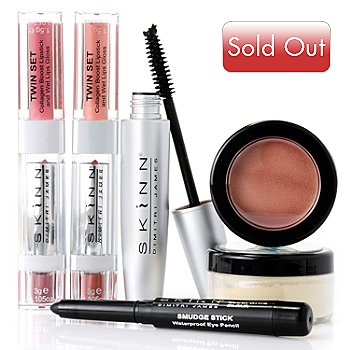 305-078 - Skinn Cosmetics Six-Piece ''Beauty is in the Details'' Set