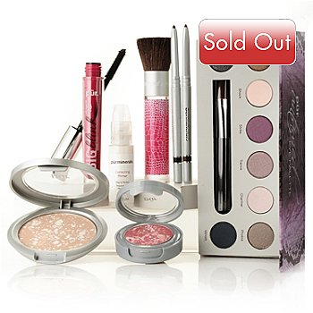 305-090 - Pür Minerals Exclusive Eight-Piece Eyes & Face Collection