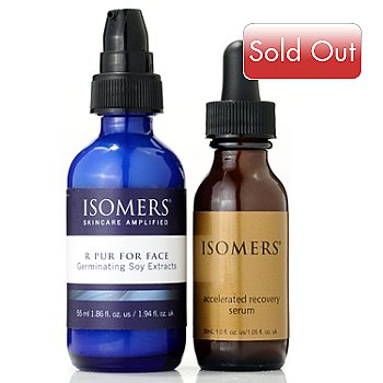 305-139 - ISOMERS® Two-Piece ''Fabulous at 50'' Targeted Solutions Booster Series