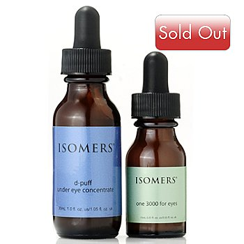 305-141 - ISOMERS® Two-Piece Refreshed & Ready Eye Kit
