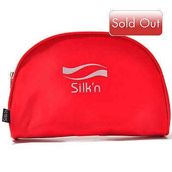 305-160 - Silk'n Red Cosmetics Bag