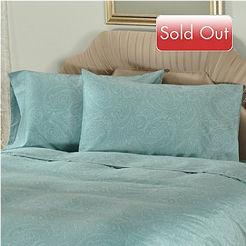 401-437 - North Shore Linens™ 600TC Egyptian Cotton Sateen Pillowcase Pair