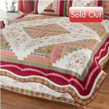 Fresh Cut Quilts Pattern Co.: Mitered Corner Baby Blanket