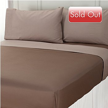 401-843 - Macy's Charter Club 600TC Reversible Four-Piece Sheet Set