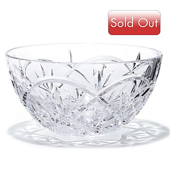 406-079 - Waterford® Crystal Carrick 8'' Bowl