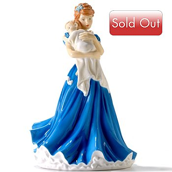 406-182 - Royal Doulton® ''A Mother's Love'' 2011 Figurine