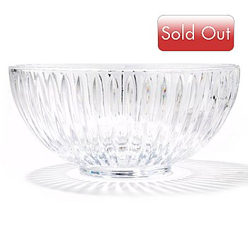 406-255 - Marquis® by Waterford® 10'' Bezel Crystal Bowl