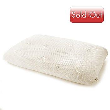 423-670 - Nature's Rest® Luxury 100% Latex Pillow - Standard Size