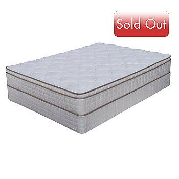 425-074 - SertaPedic® ''Instinct'' Eurotop California King Mattress ONLY