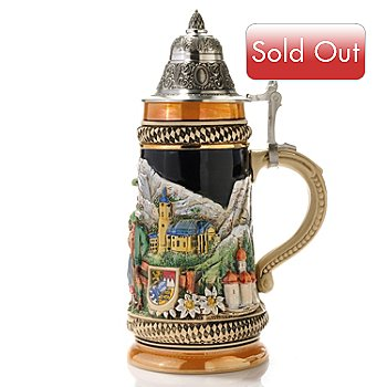 429-179 - King-Werk™ Thewalt™ ''1893 Alpine Bayern'' Collector's Edition Stein