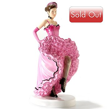 429-202 - Royal Doulton® ''French Can Can'' Limited Edition Figurine