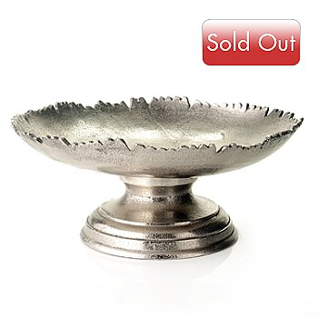 429-238 - Shiraleah 6'' Footed Presentation Bowl