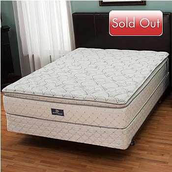 429-359 - Serta® Perfect Sleeper® ''Fortify'' Pillowtop Mattress Set