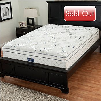 429-367 - Serta® Perfect Sleeper® ''Immaculate'' Eurotop California King Mattress ONLY