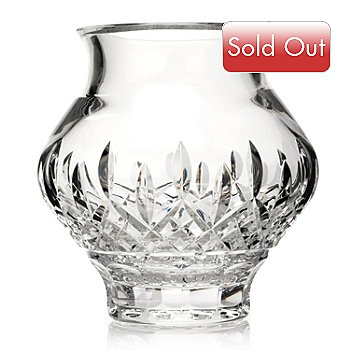 429-421 - House of Waterford® Lismore 60th Anniversary 7'' Cachepot Vase