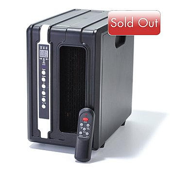 429-687 - LifeSmart 750W/1500W Slim Profile Infrared Heater