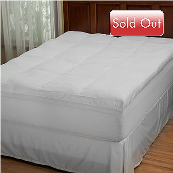 429-783 - North Shore Linens™ 230TC Spa Top Featherbed