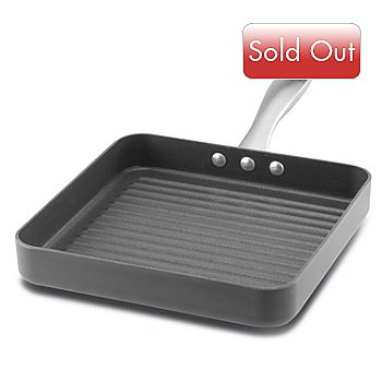 430-137 - Macy's Tools of the Trade® Belgique® 11'' Square Grill Pan