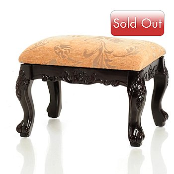 430-170 - Edwardian Upholstered Footstool