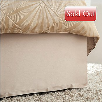 430-644 - Macy's Hotel Collection® ''Radiance'' Bed Skirt