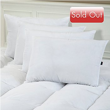 430-652 - sensorPEDIC Set of Four Memory Loft Sensor-FOAM[ Pillows