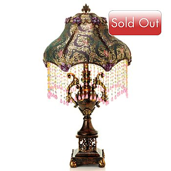 431-046 - 31'' Pemelia's Beaded Table Lamp