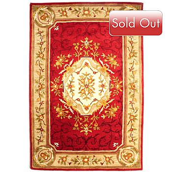 431-259 - Bashian ''Royale'' Hand Tufted 100% Wool Rug