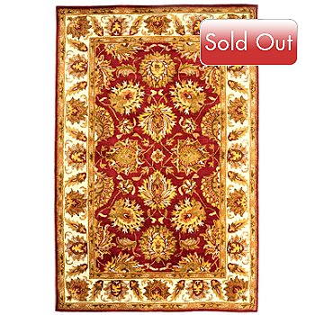 431-263 - Bashian ''Mayfair'' 5' x 8' or 8' x 10' Hand Tufted 100% Wool Rug