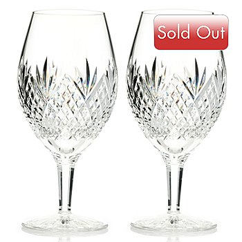 431-325 - Waterford® Crystal Ronan 7.7'' Set of Two Glasses