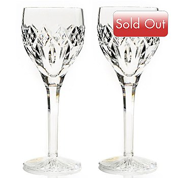 431-338 - Waterford® Crystal Brianna Sherry Set of Two Glasses