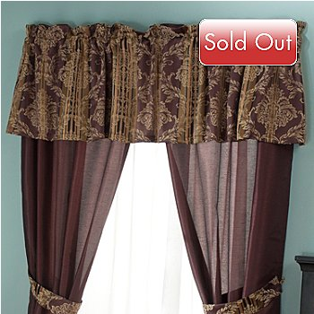 431-364 - North Shore Linens™ ''Marian'' Valance