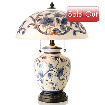 431-407 - 20.25'' Cabrina Ceramic Table Lamp