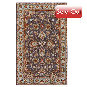 431-981 - Surya ''Majestic'' Hand Tufted Wool Rug
