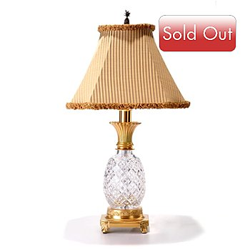431-989 - Waterford® Crystal Hospitality 22'' Table Lamp