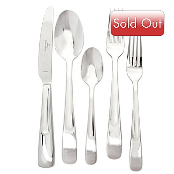 432-271 - Villeroy & Boch Farmhouse Touch 20-Piece Flatware Set