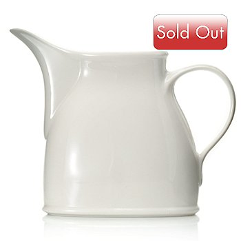 432-300 - Villeroy & Boch Farmhouse Touch 10'' Oversized Pitcher