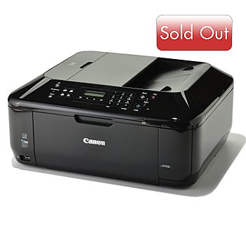 433-132 - Canon PIXMA Wireless All-in-One Printer